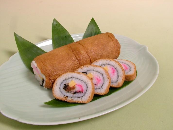たからや栃尾揚巻寿司